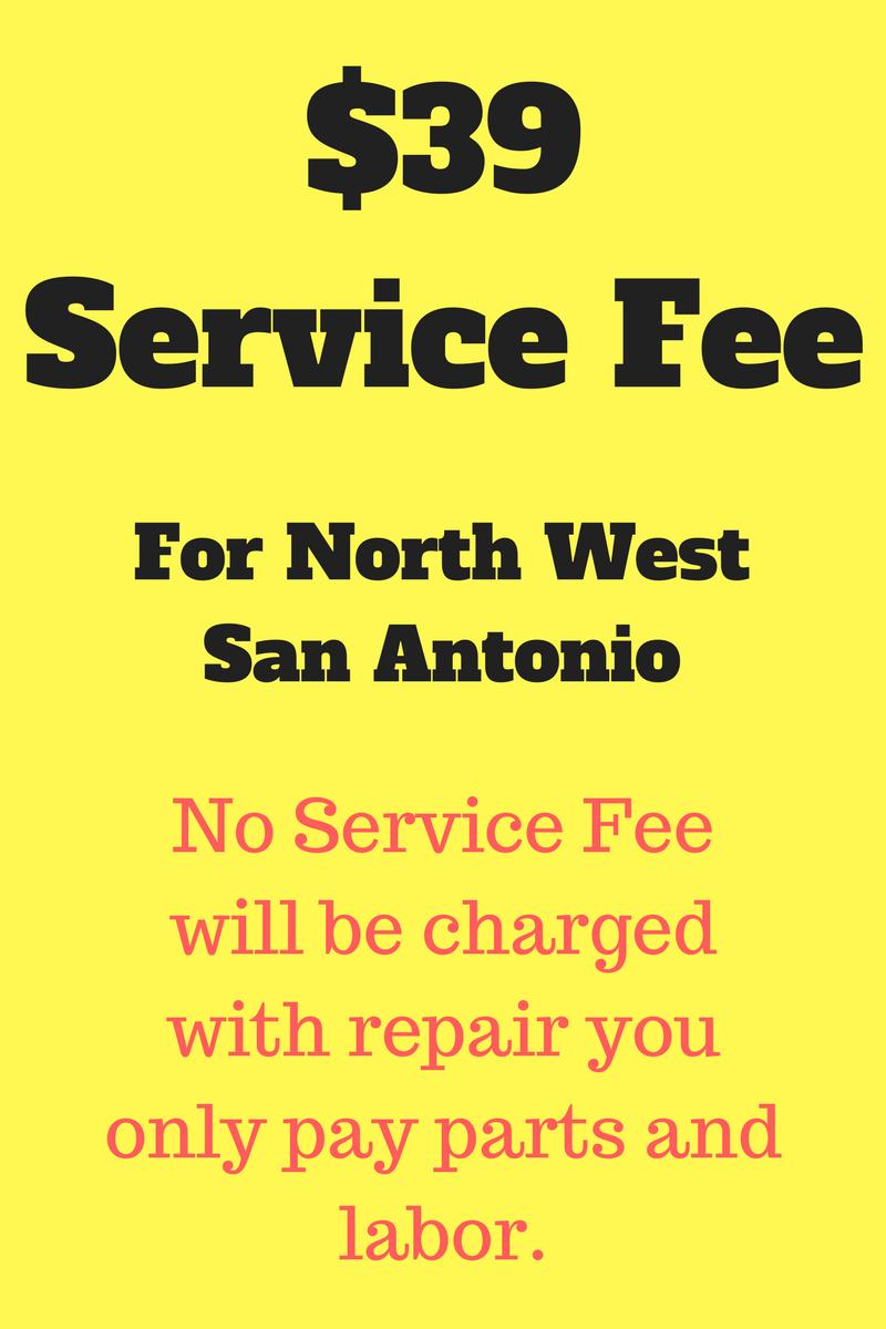 About Supertech $39 Service Fee
