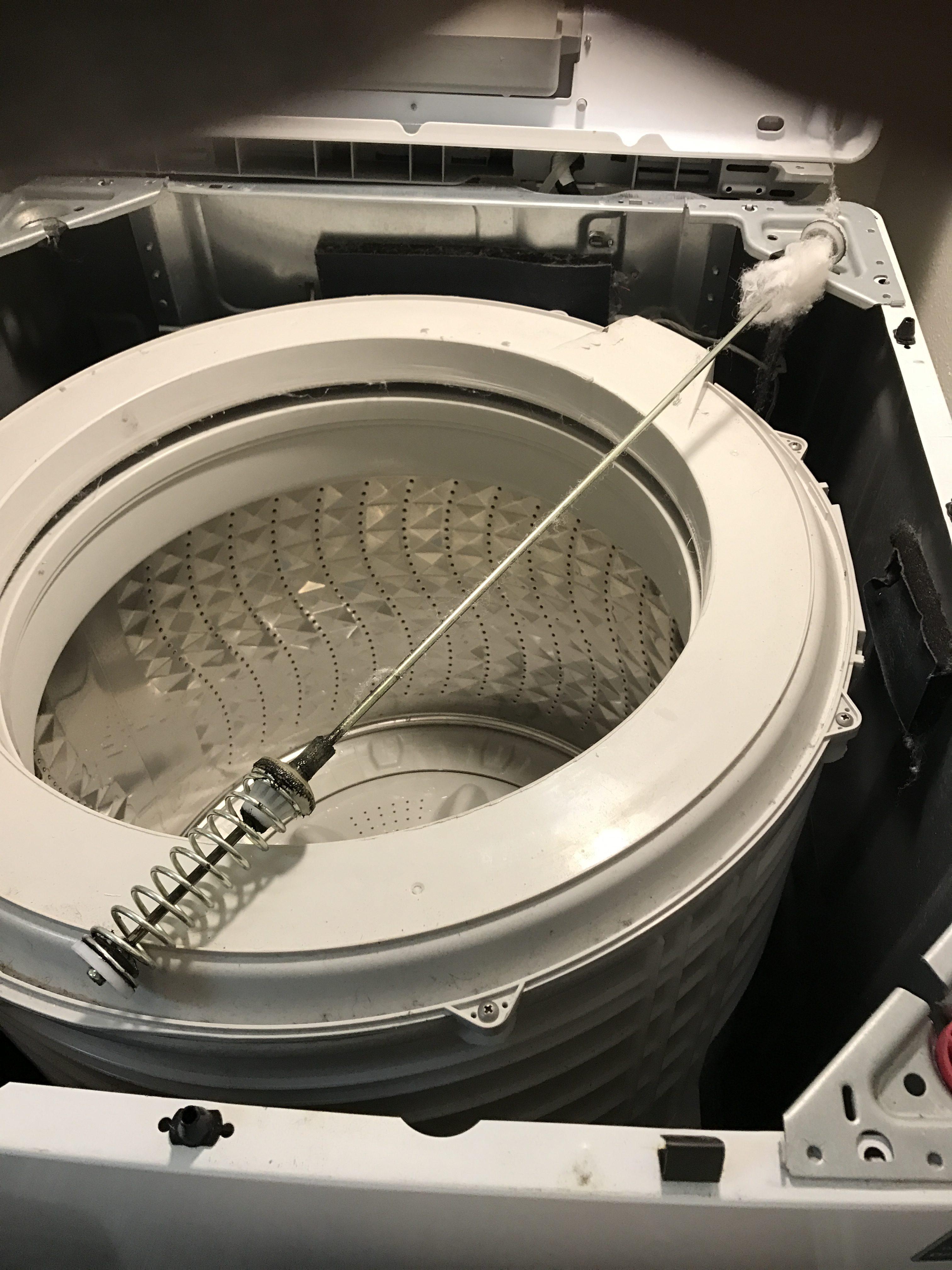 About Samsung Washer Mod#WA400PJHDWR